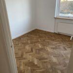 Crillesen & Sørensen Rendsagervej - mal af hus - slib af gulv #cogs