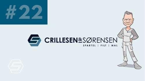 Crillesen & Sørensen - RENGØRING #cogs