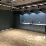 Crillesen & Sørensen Grarhalsvej - Ombygning kontor #cogs