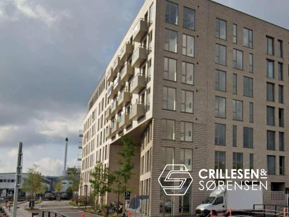 Crillesen & Sørensen - Nybyg 180 lejligheder & 14 Trapper - #cogs