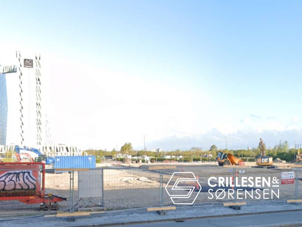 Crillesen & Sørensen - Nybyg 60 lejligheder & 4 trapper - #cogs