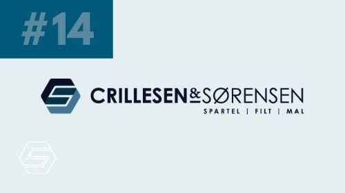 Crillesen & Sørensen -OPSÆTNING AF SAVSMULDSTAPET #cogs